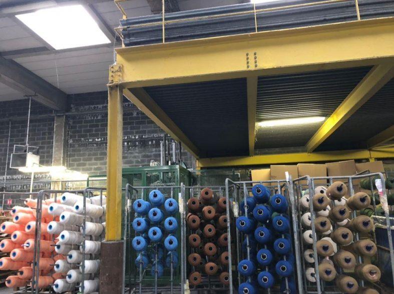 Visite de l'usine Decoster Caulliez